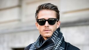 Как носить шарф мужчине?