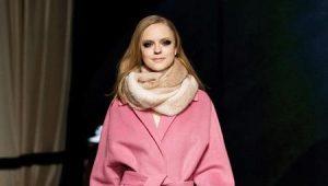 Как подобрать шарф к пальто разного цвета?