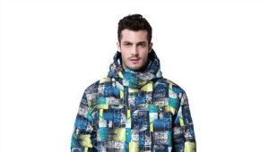 Как выбрать мужской горнолыжный костюм?