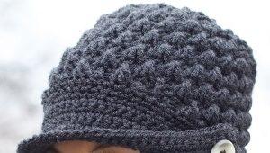 Модные шапки для женщин
