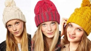 Модные узоры для шапок