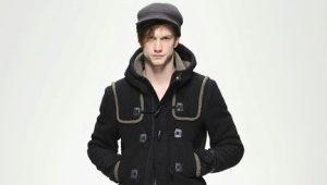 Мужские зимние кепки