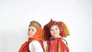 Национальные костюмы мира