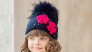 Шарф и шапка для девочки