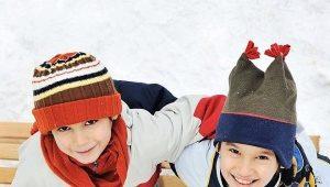 Детские зимние сапоги для мальчиков