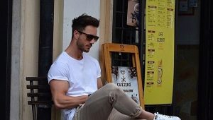 Мужские кроссовки Адидас 2019 года