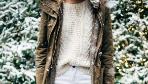 Женские зимние модные ботинки