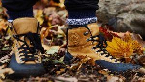 Ботинки-кроссовки