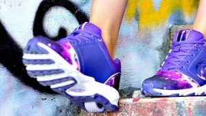 Ботинки на колесиках