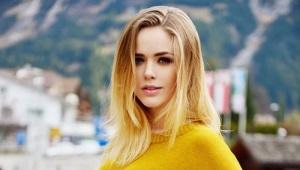 Цвета одежды для блондинок