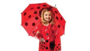 Детские зонты для мальчиков и девочек