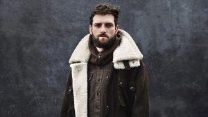 Финские кожаные сапоги для мужчин на зиму