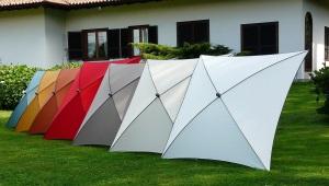 Квадратный зонт