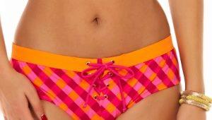 Модные женские плавки