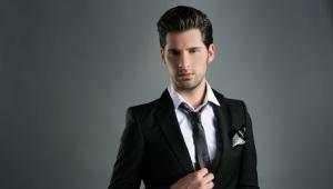 Мужские галстуки из разных материалов