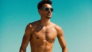 Мужские плавки-шорты - эффектный образ на пляже!
