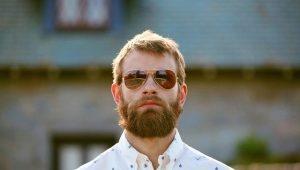 Мужские солнцезащитные очки Ray-Ban