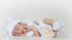 Носки для новорожденных