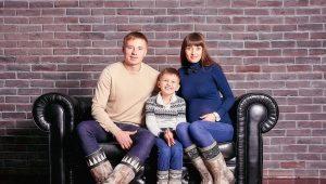 Пимы - ненецкая обувь для всей семье