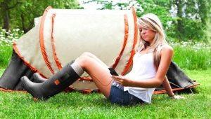 Резиновые сапоги Viking