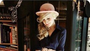 Шляпа Дерби