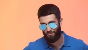 """Солнцезащитные мужские очки """"авиаторы"""""""