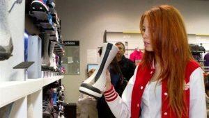 Валенки Adidas