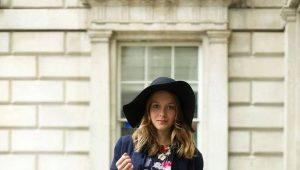 Виды женских и мужских шляп