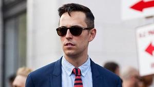 Вязаный галстук - must have сезона
