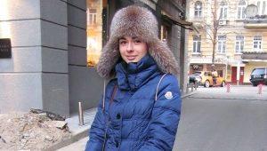 Женские зимние ботинки на натуральном меху