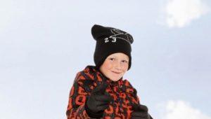 Зимние ботинки для мальчиков-подростков