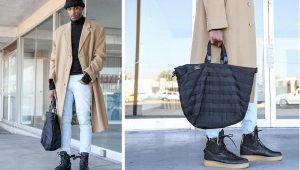 Зимние мужские ботинки Nike