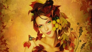 "Цветотип ""Мягкая осень"""