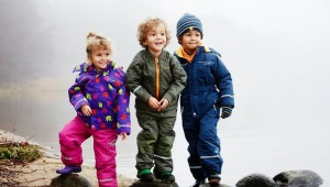 Демисезонная одежда для детей