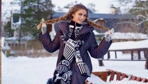 Финская женская одежда