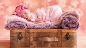 Красивая одежда для новорожденных