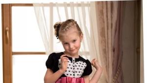 Мода для девочек 7-8 лет