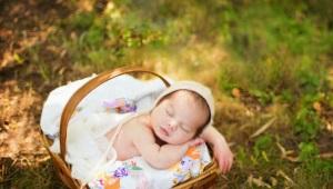 Одежда для новорожденных на лето