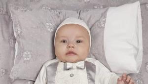 Одежда для выписки новорожденных