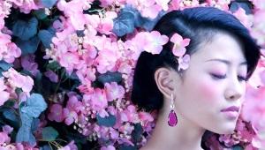 Серьги с турмалином – яркий акцент вашего образа