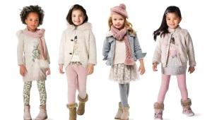 Весенняя одежда для девочек