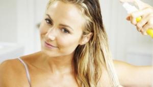 Бальзам-спрей для волос