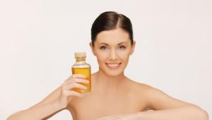 Касторовое масло для лица от морщин