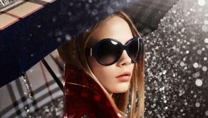 Красивые и элегантные женские зонты