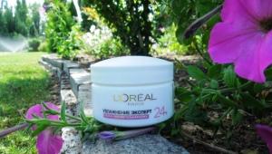 Крем L'Oreal для увлажнения кожи
