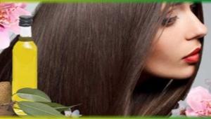 Маска для волос с миндальным маслом
