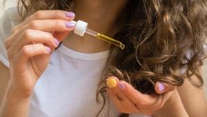 Масла для волос от секущихся кончиков