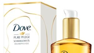 Масло для волос Dove