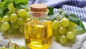 Масло для волос из виноградных косточек