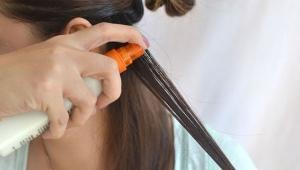 Масло-спрей для волос
